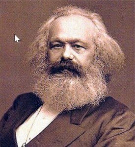 Karl Heinrich Marx father of Marxist theory 275x300