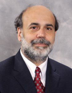 Ben Bernanke and Moral Hazard 234x300