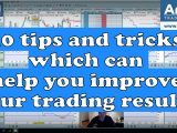 10 tips and tricks which can help you quickly improve your trading results 160x120