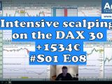Intensive scalping on the DAX 30 160x120